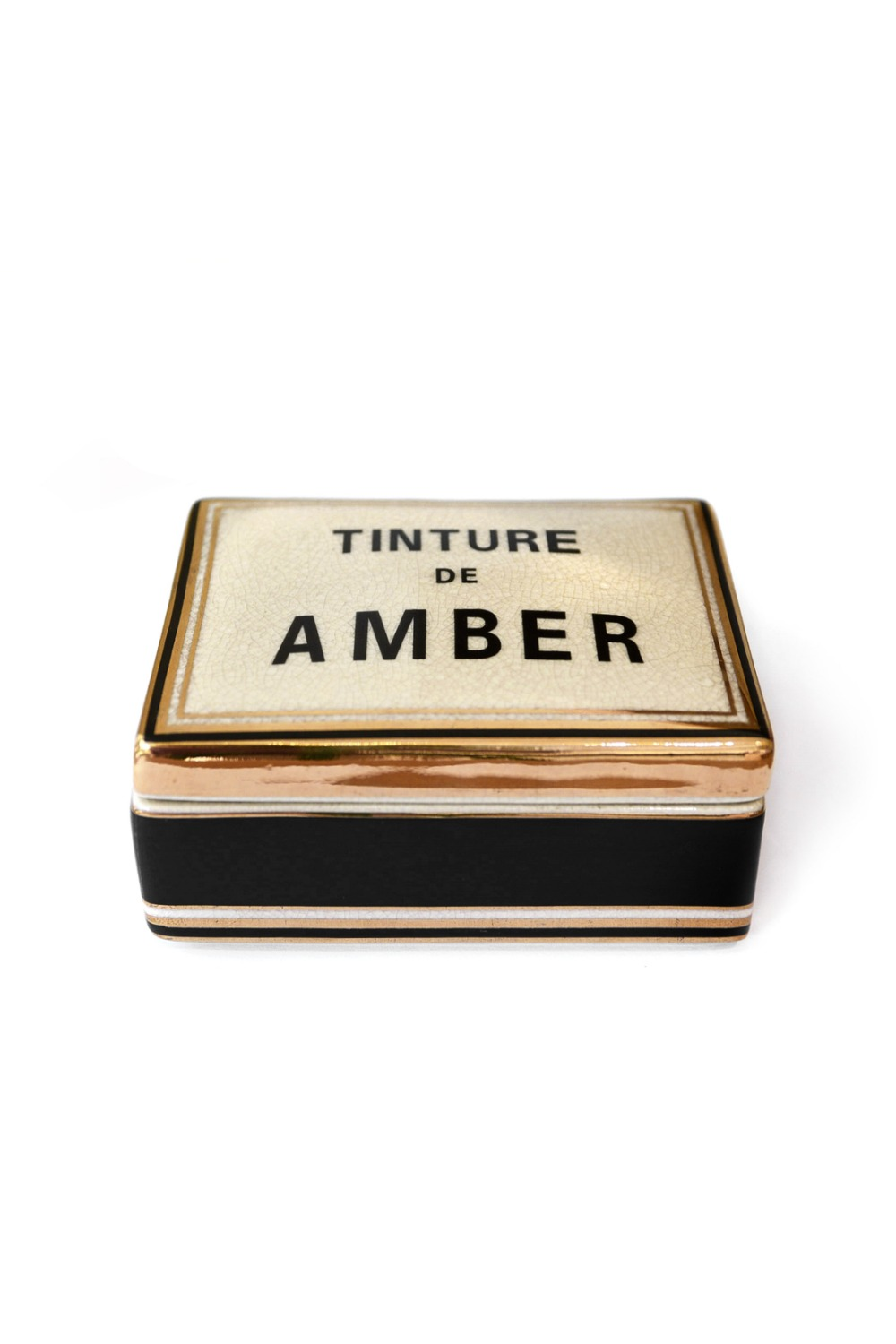 Tinture Candle - Amber