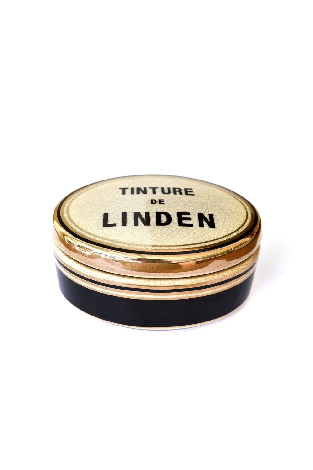 Tinture Candle Oval - Linden