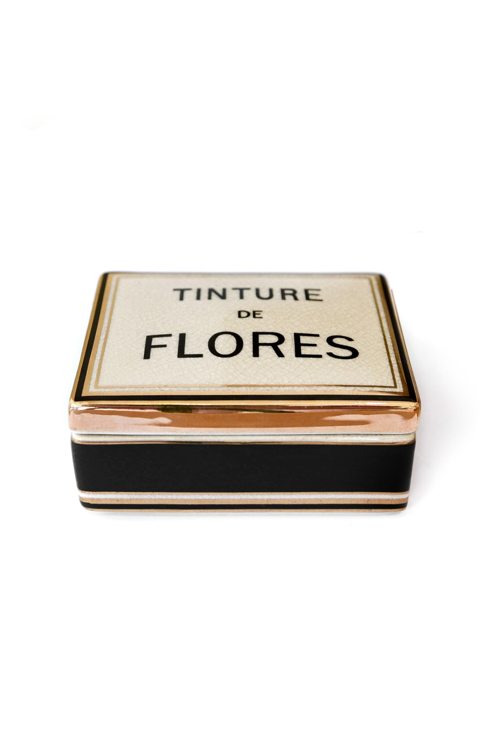 Tinture Candle - Flores