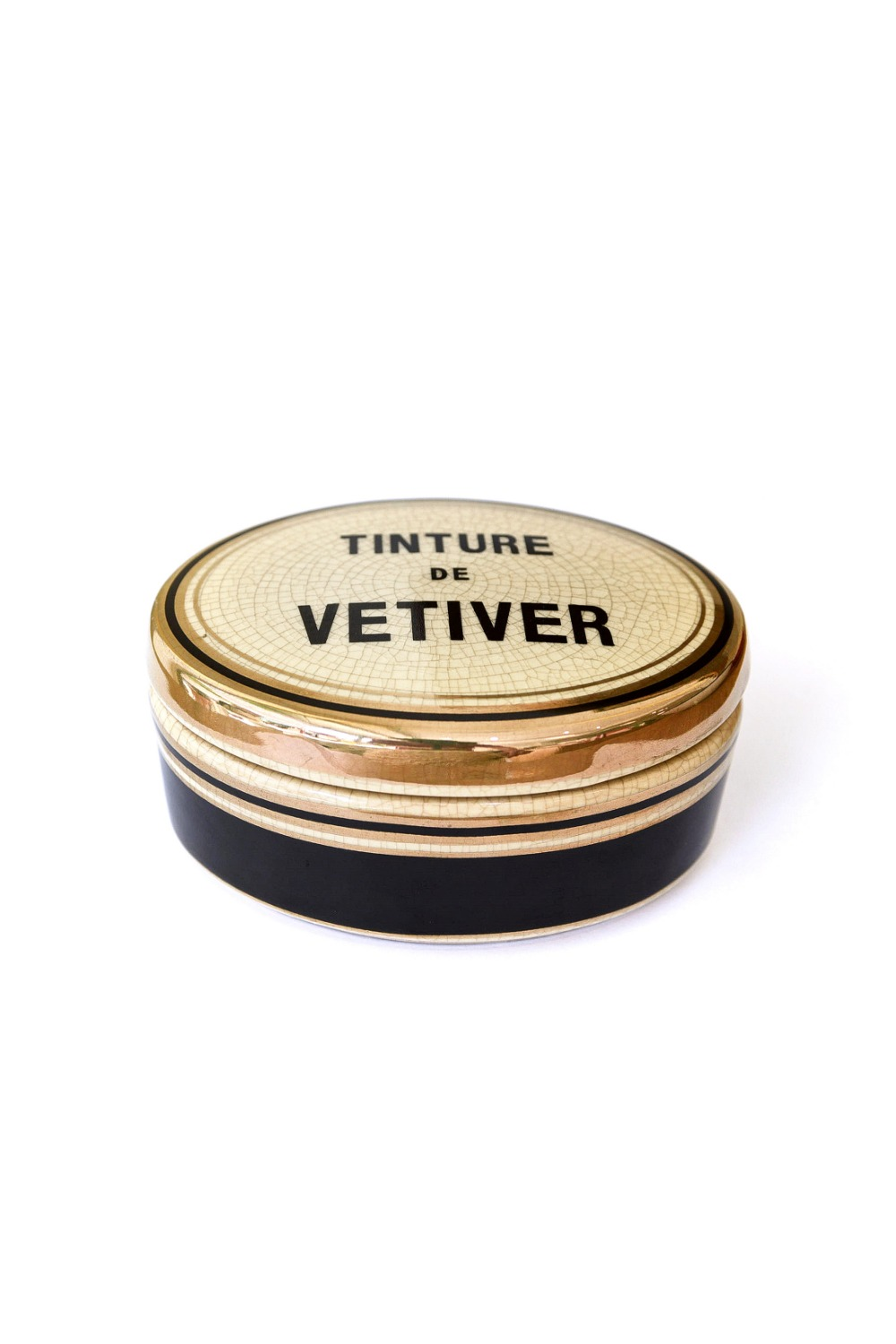 Tinture Candle Oval - Vetiver