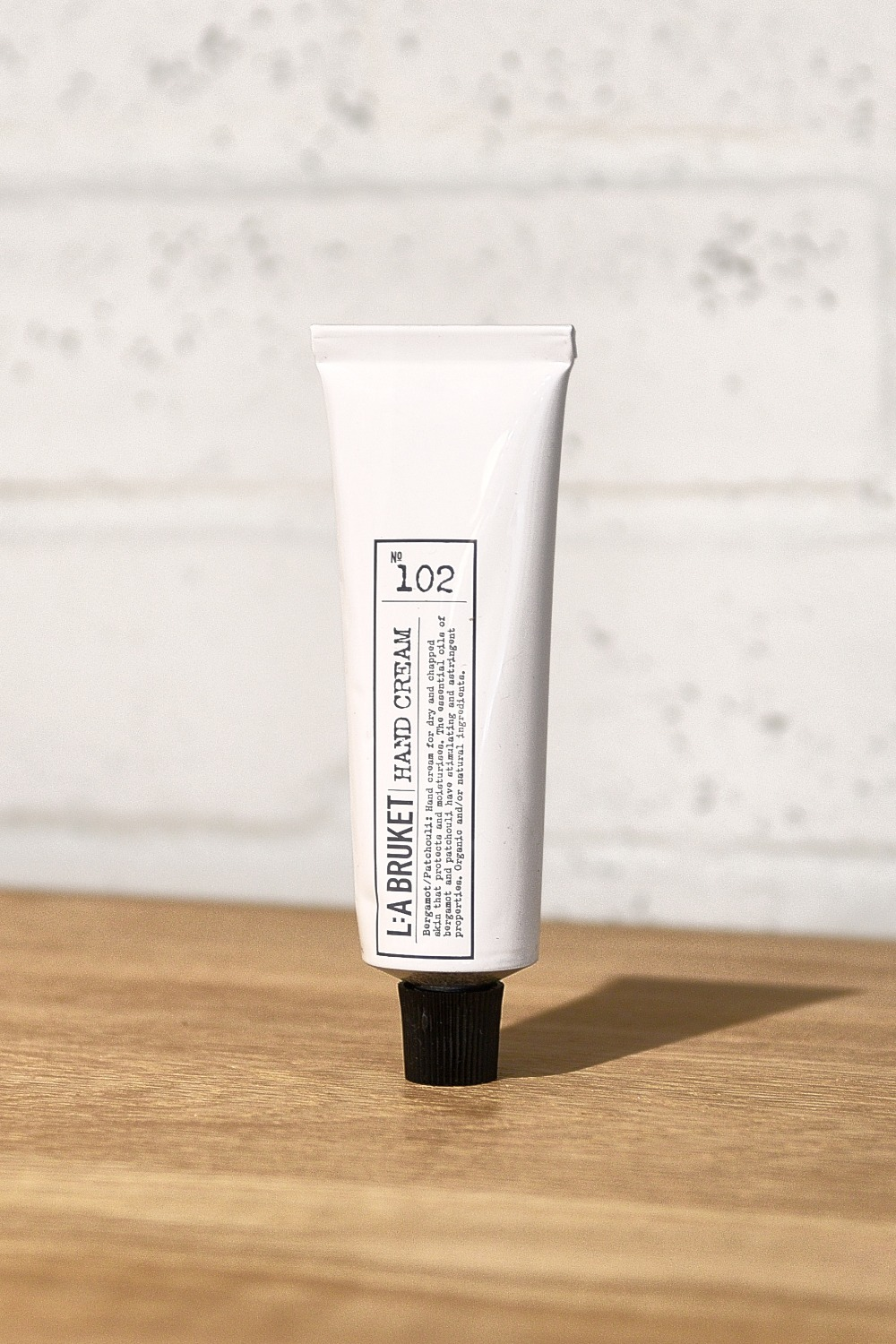 102 Hand Cream (30mg) - Bergamot/Patchouli