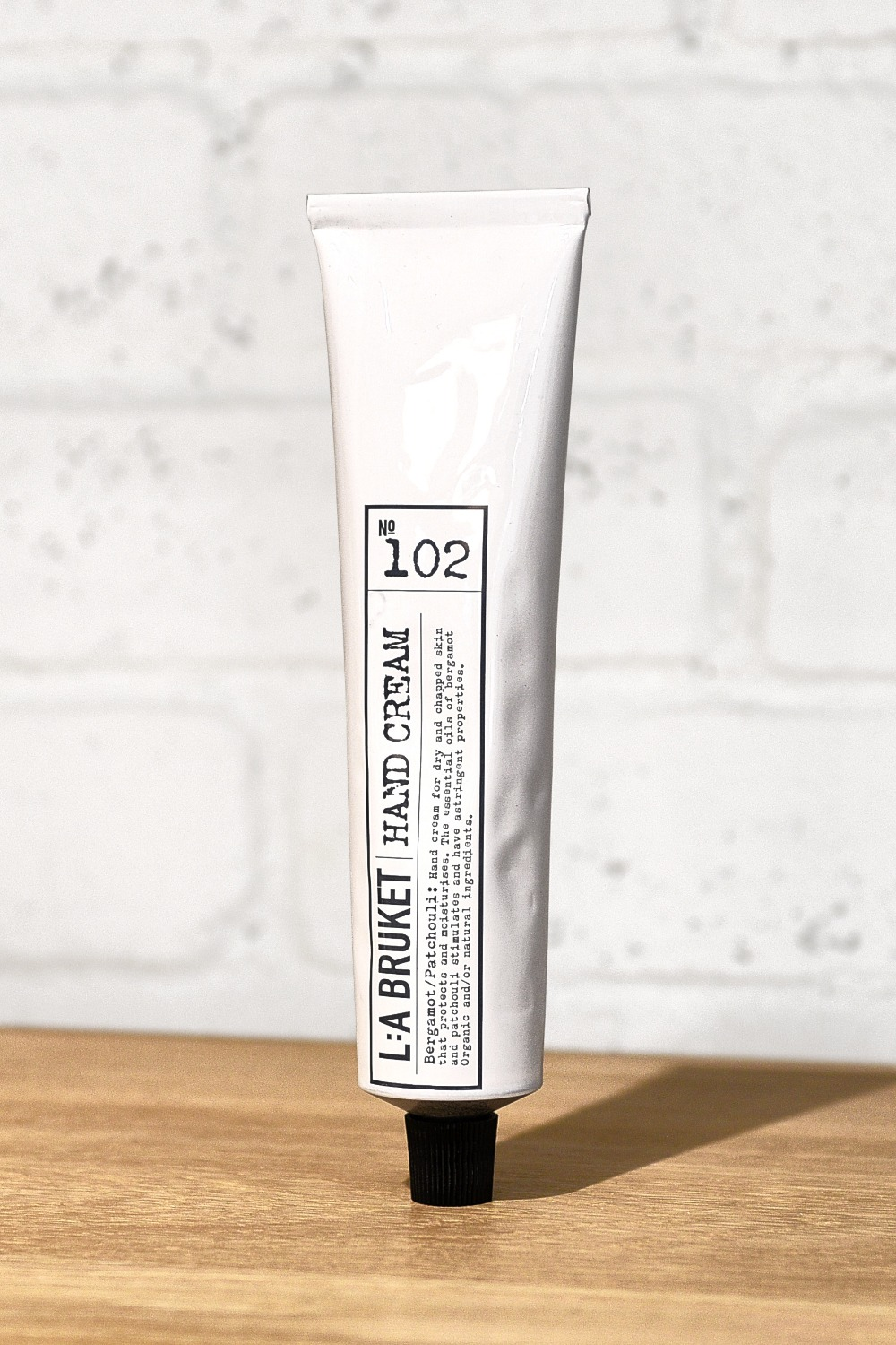 102 Hand Cream (70mg) - Bergamot/Patchouli