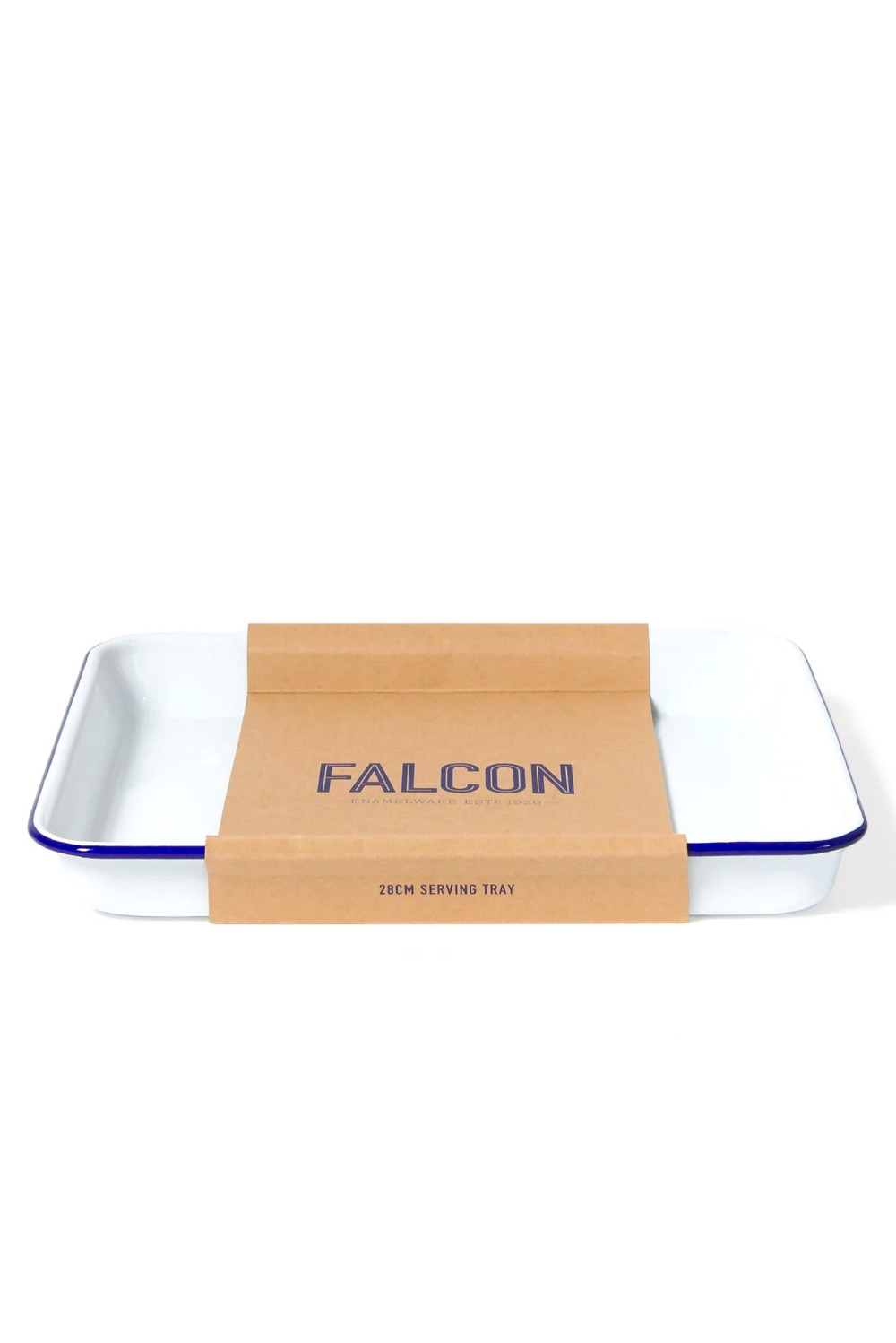 FALCON(팔콘) Serving Tray - white